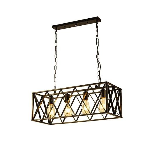 Amazon.com: Senna House SH-63204 - Lámpara de araña ...