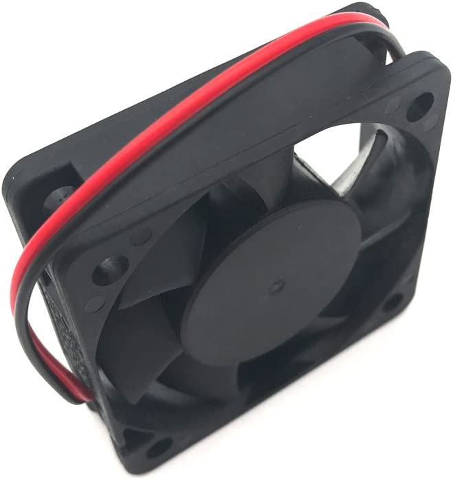 RDM5015S Server Square Fan 12V 0.14A 2wire 2pin Connector Sleeve server inverter cooling fan