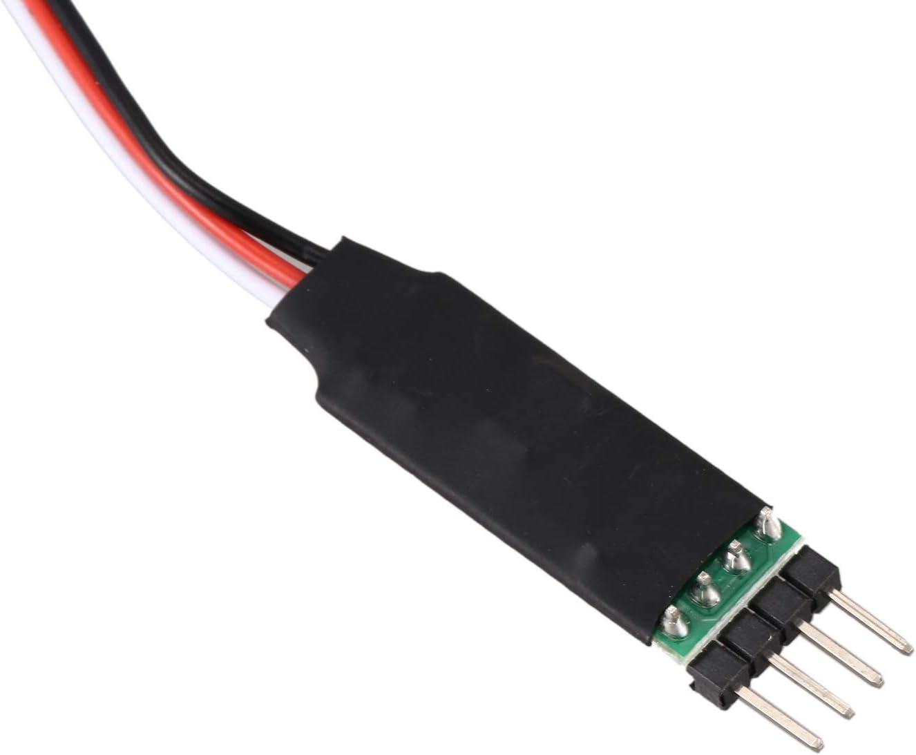 Camisin Syst/èMe de Panneau de Commutateur de Commande de Lumi/èRe de Lampe LED Allumer /éTeindre 3CH pour LAcc/èS Aux Pi/èCes de Mod/èle de V/éHicule de Voiture T/éL/éCommand/é
