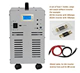 3000w Power Inverter Off Grid Peak 9000w+80A Battery Charger+LCD...