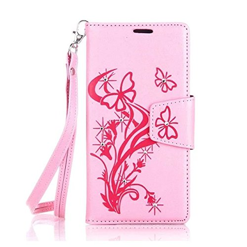 lg-k10-case-enjoy-sunlight-lg-k10-wallet-case-pink-kickstand-feature-magnetic-closure-pu-leather-flo