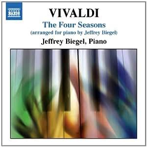Vivaldi: Four Seasons (Transcribed)