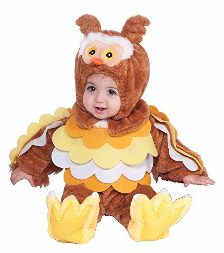 [Forum Novelties Infant Owl Costume] (Infant Owl Halloween Costumes)