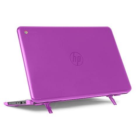 mCover - Carcasa rígida para portátil HP Chromebook 14 G5 de ...