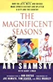 img - for The Magnificent Seasons: How the Jets, Mets, and Knicks Made Sports HIstory and Uplifted a City and the Country by Art Shamsky (2004-11-10) book / textbook / text book