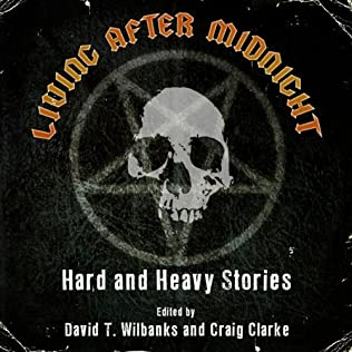 book cover of Living After Midnight
