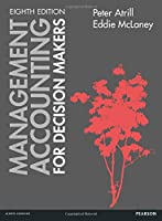 Mangement Accounting for Decision Makers, 8th Edition Front Cover