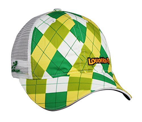 headsweats-trucker-hat-with-mesh-back-and-loudmouth-styling-a-tisket-a-tasket-one-size