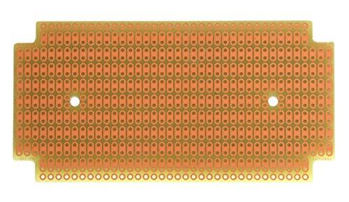 pr1590b protoboard for 1590b box 2 hole