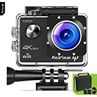 Review XP C200 Action Camera 4K 16MP Ultra HD Sports...
