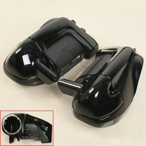 - TCMT Speaker Box Pods Lower Vented Fairings Set For Harley Touring Models 1983-2013