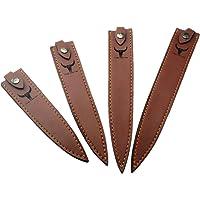 Aibote - Funda de piel para cuchillo Sashimi