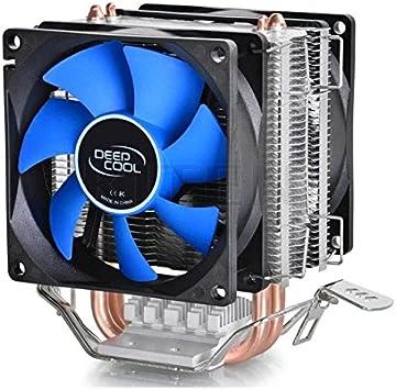 120mm 12V Fan CPU Silent Cooling Computer PC Heat Sink for Intel LGA775//1156//1155 AMD AM2//AM2+//AM3