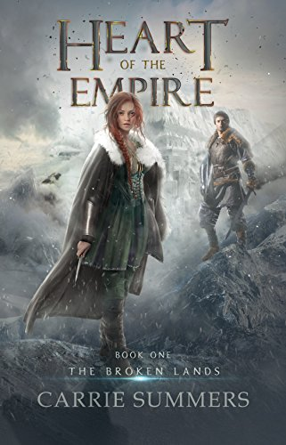 Heart of the Empire (The Broken Lands Book 1) cover