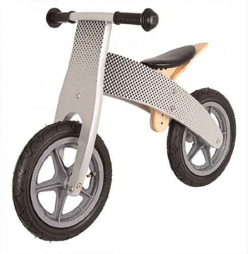 BambinoBike Laufrad aus Holz Tigerente