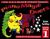 img - for Piano Magic Duets Book 1 (Bk. 1) book / textbook / text book