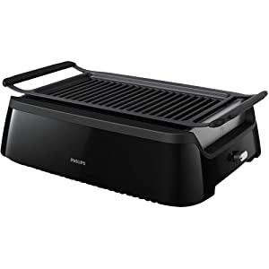 Philips Avance Indoor Grill HD6371/94 - Certified Refurbished