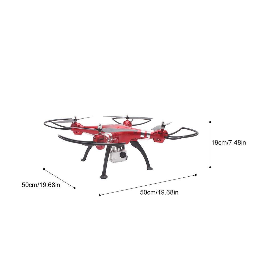Modelo de Drone para Syma X8HG con cámara de 8MP HD Altitude Hold ...