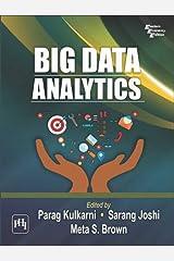 Big Data Analytics Paperback