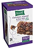 Kashi Granola Bars, Chewy, Chocolate Almond & Sea Salt with Chia 24ct. by kashi (1 box)