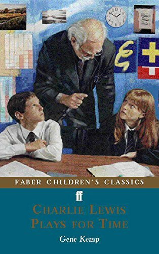 Charlie Lewis Plays for Time (FF Childrens Classics) by Gene Kemp (2000-10-16) Text fb2 ebook