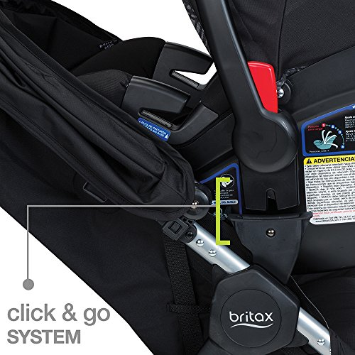 Britax Infant Car Seat Length Limit