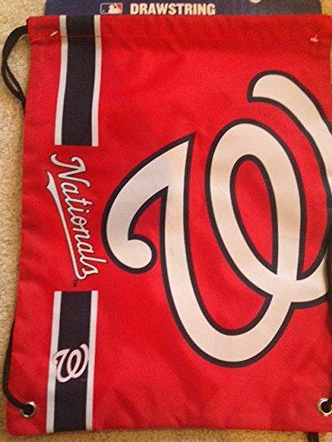 Washington Nationals Big Logo Drawstring -