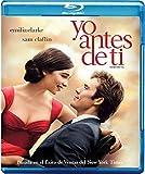 Me Before You (Yo Antes De Ti) Blu-ray + Digital Copy / Audio and Subtitles: English, Spanish, French & Portuguese - IMPORT