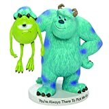 Precious Moments, Disney Showcase Collection, You're Always There To Pick Me Up Monsters, Inc., Bisque Porcelain Figurine, 161703