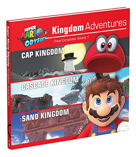 Super Mario Odyssey: Kingdom Adventures, Vol. 1 cover