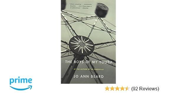 Amazon com: The Boys of My Youth (9780316085250): Jo Ann