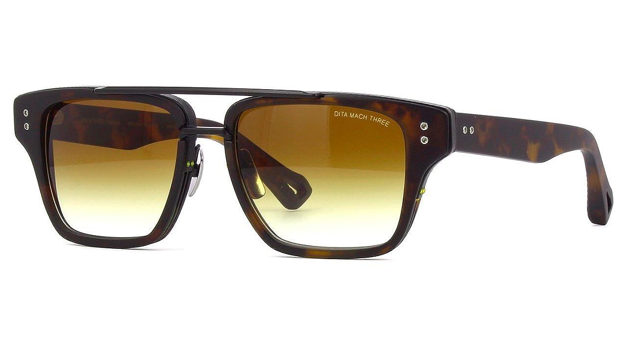 Amazon.com: DITA Mach Tres 3 Gafas de sol Titanio DRX – 2059 ...