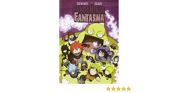 5 Elementos X Raruto: Panda Ninja. Fantasma: Amazon.es ...