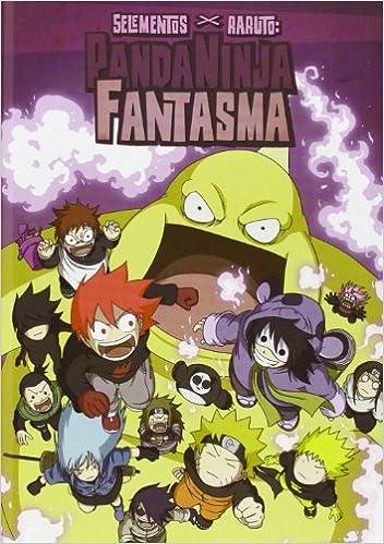 5 elementos x Raruto, Panda Ninja Fantasma: Jesulink ...