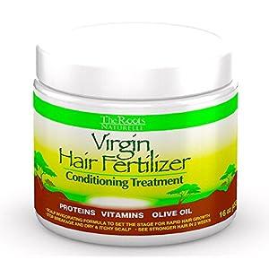 The Roots Naturelle Virgin Hair Fertilizer Conditioning Treatment