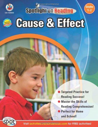 Cause   Effect  Grades 1   2  Spotlight On Reading