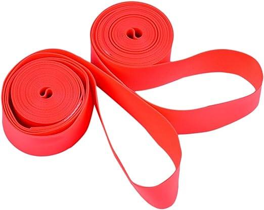 2psc Cycling MTB Road Bike Tire Liner Protection Tube Pad Rim Strip Tape Mat