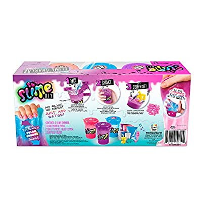 Danawares Colour Changing Slime 3-Pack Age/Grade 6+: Toys & Games