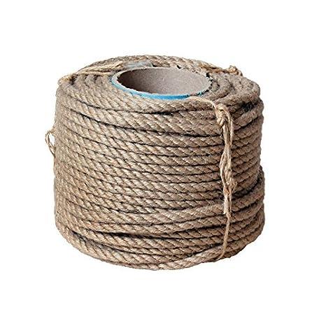 Cuerda natural, Sisal, también para Rascador de Gato, producto natural, cáñamo, yute, cabo, juego de cuerda: Amazon.es: Productos para mascotas