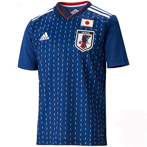 adidas Japan National Team 2018 WC Home Junior Boys' Jersey - Graphic Replica Honda
