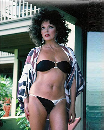 Joan Collins 8x10, 11x14 Photo, Clock. No Image is Cropped. No white or black borders, What you see is what you get. #JCC19