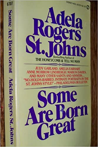 some are born great book