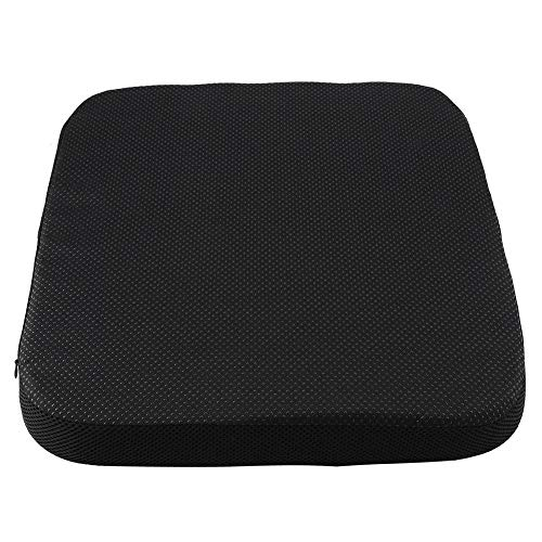 Seat Cushion for Office Chair, Comfortable Springy Cotton Memory Mat Pressure Relieving Non-Slip Support Pad Chair Accessory for Home Office Car Seat