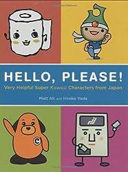 Hello, Please! Very Helpful Super Kawaii Characters from Japan