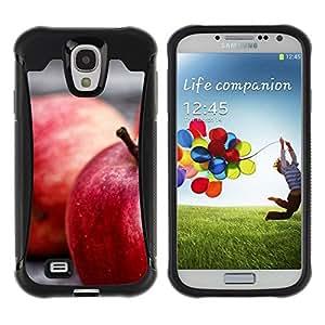LASTONE PHONE CASE / Suave Silicona Caso Carcasa de Caucho Funda para Samsung Galaxy S4 I9500 / Plant Nature Forrest Flower 4