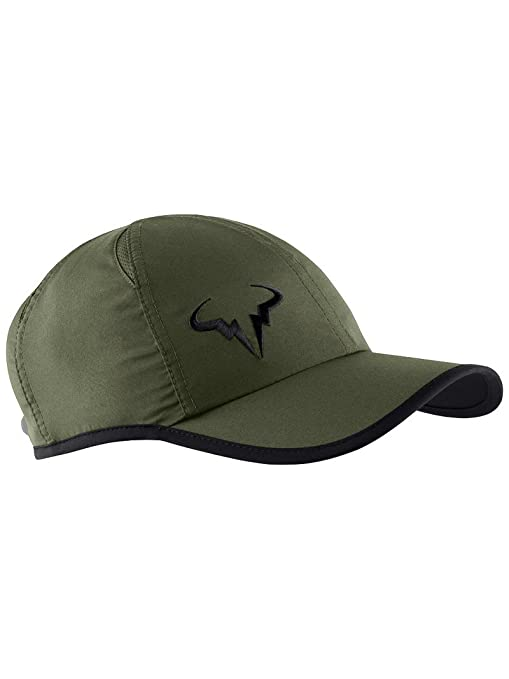 Cargo Caqui Nike nada Bull adultos Cap gorro de tenis de dri-fit ...