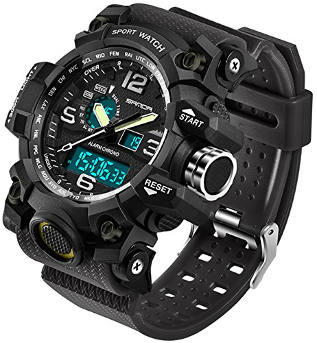 Military Electronic Waterproof Stopwatch Tactical product image