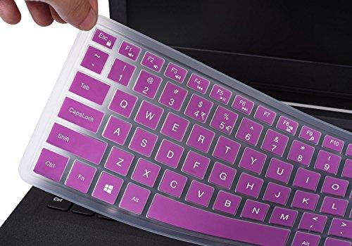 Keyboard Flagship Inspiron Laptop Purple