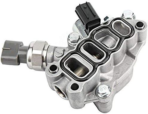 15810-RKB-J01 VTEC Solenoid Spool Valve W//Gasket For 2005 2006 2007 Honda Accord 2005 2006 2007 Honda Odyssey 2006 2007 2008 Honda Pilot 15810RKBJ01