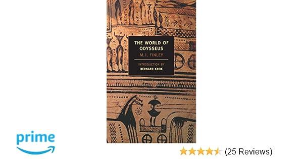 the world of odysseus summary